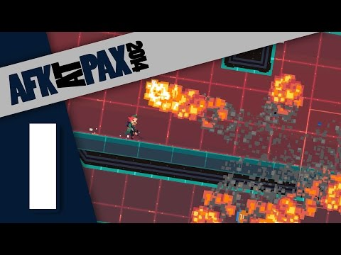 AFK@PAX - Part 1   Super Time Force Ultra