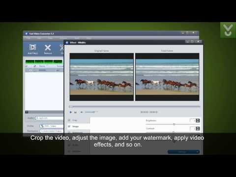 Fast Video Converter - Convert video files between various formats - Download Video Previews
