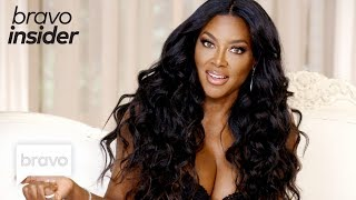 "Kenya Moore Says Nene Leakes Is ""Threatened and Bothered"" & Spills the Tea on Her Ex Marc Daly"