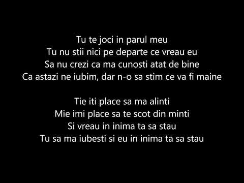 Vunk feat. Irina Rimes - Stai langa mine versuri ( Acustica Instrumental)