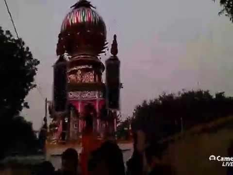 Azadari Channel's Live  Junubi imambargah- Chehlum 2016