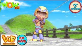 Vir: The Robot Boy -The lizard Man  - As Seen On HungamaTV - IN ENGLISH
