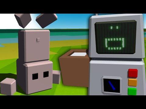 download lagu Steambot Feeds The Children - Autonauts 5 gratis