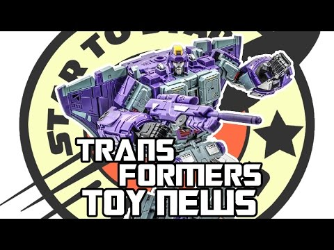 Transformers Toy News Recap - 04/05/2015 - Inc. Thailand Toy Expo 2015
