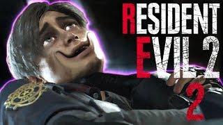 LET ME GO! | Resident Evil 2 - Part 2