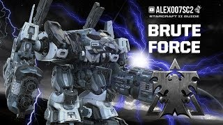 BRUTE FORCE TERRAN - Победа грубой силой в StarCraft II