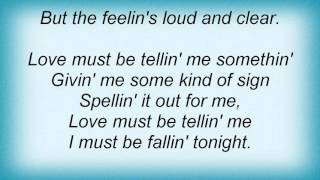 Watch Leann Rimes Love Must Be Telling Me Something video