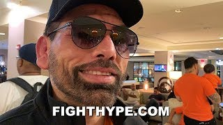 ALFREDO ANGULO UNCUT ON BEATING QUILLIN, BENAVIDEZ VS. DIRRELL PREDICTION, & WHAT'S NEXT