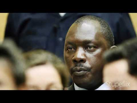 DR Congo warlord Thomas Lubanga Sentenced to 14 Years