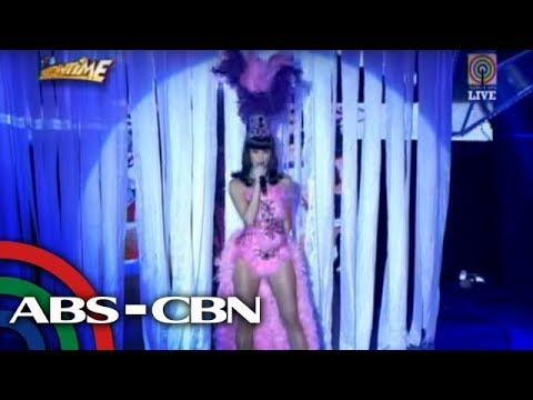 Anne, Vice Ganda impersonate Katy Perry, Rihanna