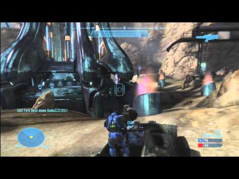 Halo 4 Tutor Multiplayer Gameplay Commentary Heavies Vehicle Tips & Tricks in HD!