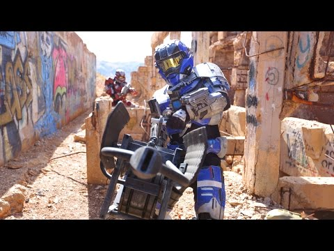Halo 5 in REAL LIFE