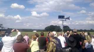 XH558 Avro Vulcan Final Season Display Headcorn