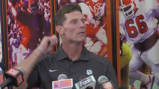 TigerNet: Venables says defense still working to