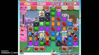 Candy Crush Level 2348 help w/audio tips, hints, tricks
