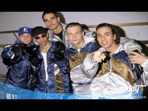 """My Heart Stays With You"" - Backstreet Boys"
