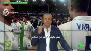 كواليس لم تشاهدها من قبل: هذا ما قاله زيدان لكارفاخال ولاعبيه بعد المباراة