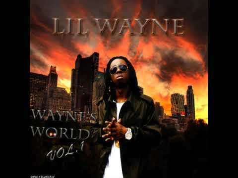 LIL WAYNE Album Cover on Photoshop CS3 Video