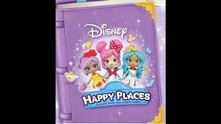 Shopkins Happy Places Disney Wave / Season 2 | Happy Places Disney Season 2 Theme Pack-Rapunzel