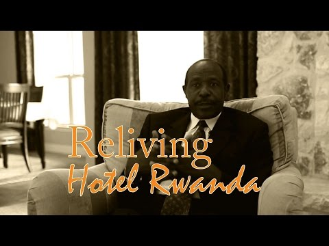 Reliving Hotel Rwanda - CCTV Faces of Africa Broadcast, 2014