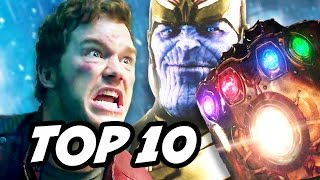 Guardians Of The Galaxy 2 - TOP 10 Comics Changes Explained