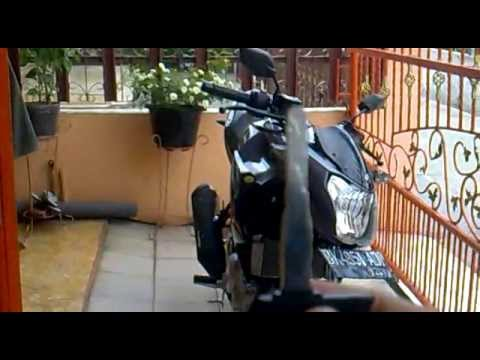 Yamaha New Vixion Lightning Hi Bro-Review 2013