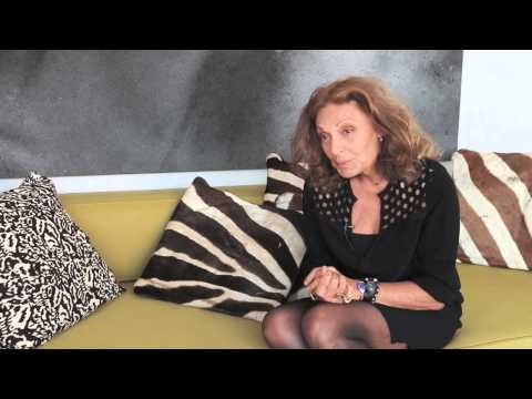An interview with Diane von Furstenberg | Harrods Magazine, December 2012 | harrodsmagazine.com