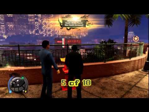 Sleeping Dogs: Health Shrines Aberdeen 10/10 - Spiritual Healing Trophy/Achievement - HTG