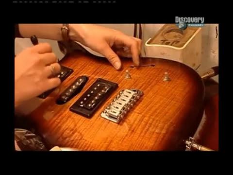 Cómo se hace - Guitarras Eléctricas