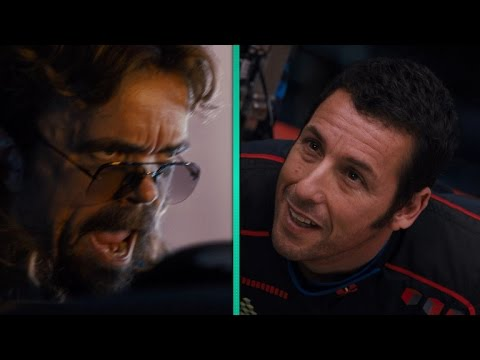 First Look: Adam Sandler, Kevin James and Peter Dinklage Battle Aliens in 'Pixels'