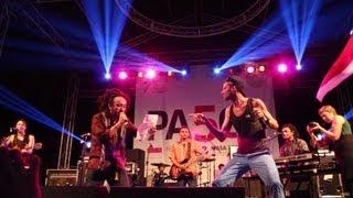Live in Jakarta: Uwe Kaa - Rund Um Die Uhr feat. Ras Muhamad & Easy Skankin´ Band [2013]