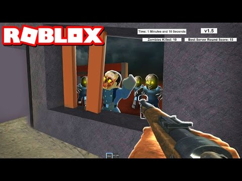 CALL OF DUTY ZOMBIES IN ROBLOX