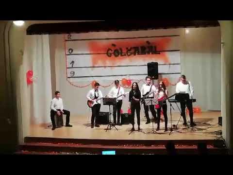 Kalazanczi tanár-diák együttes Illuzió (Hooligans cover)