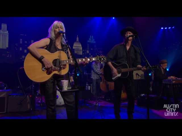 "Emmylou Harris & Rodney Crowell on Austin City Limits ""Invitation to the Blues"""