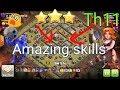 Amazing 3 star  skills  || max bower || max valk || max witch