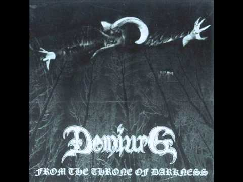 Demiurg - From the Throne of Darkness