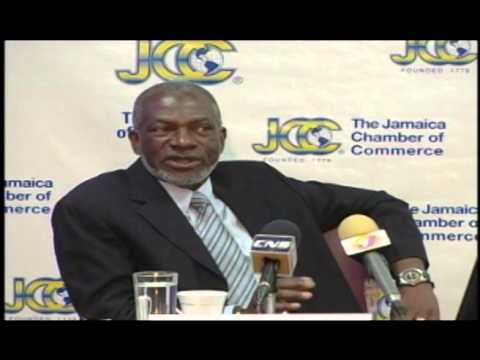 Jamaica's Business Confidence at 4-Year Low