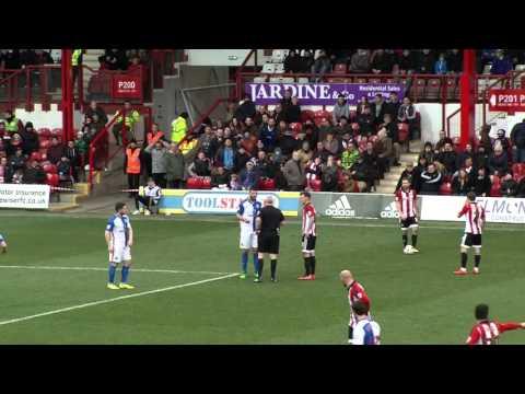 Highlights: Brentford 0 Blackburn Rovers 1