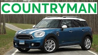 4K Review: 2017 Mini Cooper Countryman Quick Drive | Consumer Reports