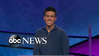 'Jeopardy James' returns to game show after 2-week hiatus
