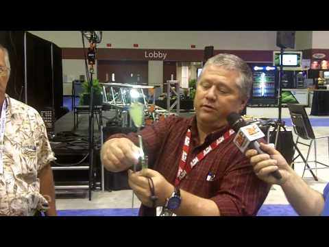 InfoComm 2013: Labor Saving Devices Reveals Creep-Zit Pro 36 ft. Wire Running Rod Kit