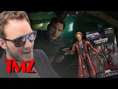 Chris Pratt: Man of Action!