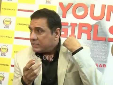 Boman Irani Launched A Book On Sex Workers not Like Most Young Girls video