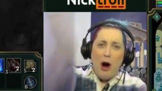 Nicktron : funny moments #9