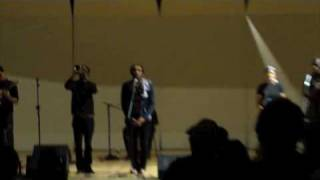 Erol Josue - Haitian National Anthem Duke University