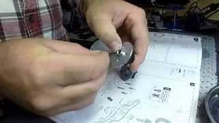 Axial scx10 dingo build part 1 front & rear axles
