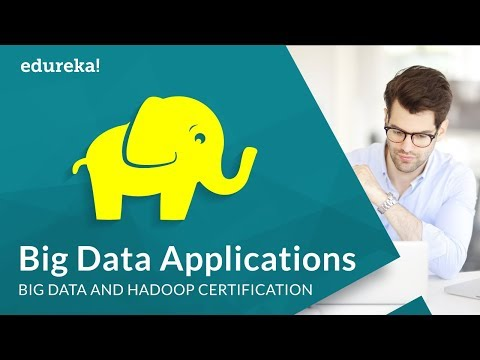Big Data Applications | Big Data Analytics Use-Cases | Big Data Tutorial for Beginners | Edureka