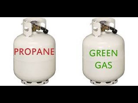 Tips and Tricks: Propane VS Green Gas VS Map Gas