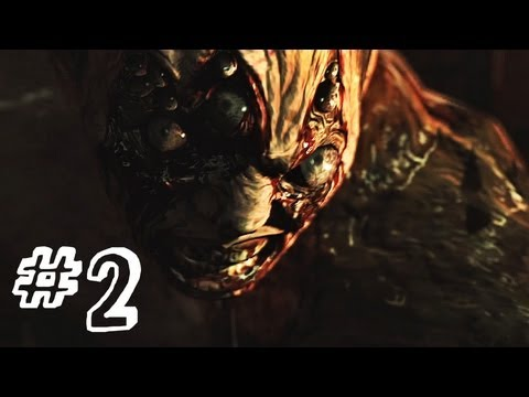 Resident Evil 6 Gameplay Walkthrough Part 2 - SUPER SOLDIER - Chris / Piers Campaign Chapter 1 (RE6)
