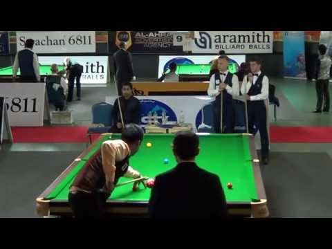 India - Poland Team: Doubles Frame